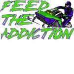 Feed The Addiction Design