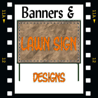 Banners & Yard Signs