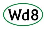 Wd8 Round Logo