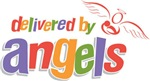 DELIVERED BY ANGELS -- 2 designs!!