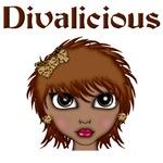 African American Divalicious<B>