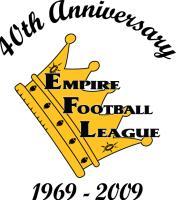 EFL 40th Anniversary Merchandise