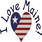 I Love Maine!