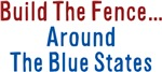 Build The Fence...Around The Blue States