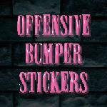 Bumper Stickers for the Aggressive Driver