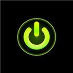 Power Symbol - Green