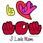 I-L-Y Mom