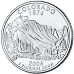 Colorado State Quarter