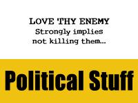 Enter for Political Fun Merchandise