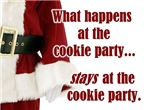 What happens at the cookie party...