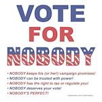5/14: Vote for Nobody