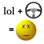 lol + Driving = XX