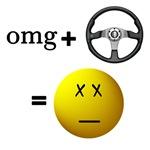 omg + Driving = XX