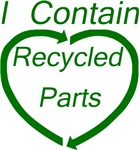 Recyled Parts