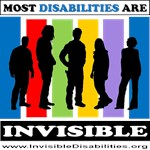 Most Disabilities Are Invisible