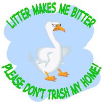 Litter makes me Bitter