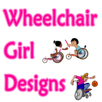 Wheelchair Sporty Girls