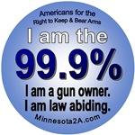 I am the 99.9% - American