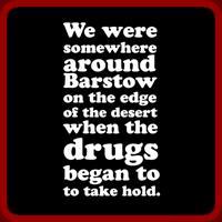 Somewhere Around Barstow shirts