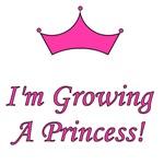 Growing A Princess