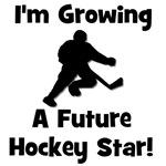 Growing A Future Hockey Star