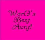 World's Best Aunt!