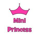 Mini Princess w/ Crown