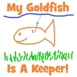 My Goldfish Is A Keeper!