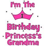 1st Birthday Princess's Grandma!