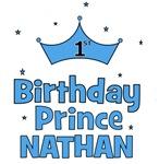 1st Birthday Prince Nathan!
