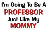 Professor Mommy Profession