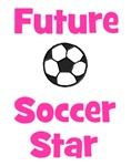 Future Soccer Star (pink)