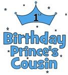 1st Birthday Prince's Cousin!