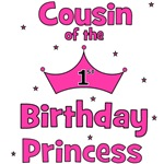 Cousin of the 1st Birthday Princess