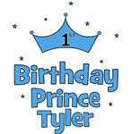 1st Birthday Prince TYLER!