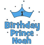 1st Birthday Prince NOAH!
