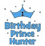 1st Birthday Prince HUNTER!
