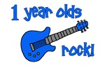 1 year olds Rock!