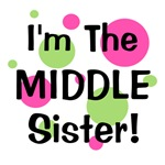 I'm The Middle Sister!