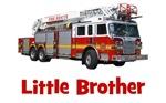 Little Brother Fire Truck