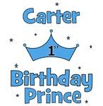 1st Birthday Prince Carter!