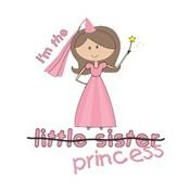 princess little sister cross