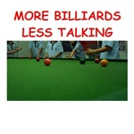 a funny billiards player joke on gifts and t-shirt