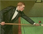 billiards art on gifts and t-shirts.