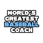 Shirts & Apparel for Baseball Parents and Coaches