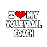 I Love My Volleyball Coach