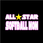 All Star Softball Mom