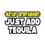 Shirts & Apparel for Tequila Drinkers