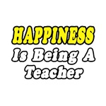 Happiness Is Being a Teacher