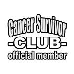 Cancer Survivor Club (Gray)